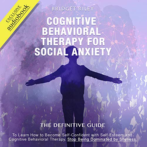 『Cognitive Behavioral Therapy for Social Anxiety』のカバーアート