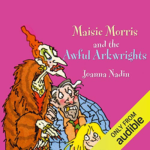 Maisie Morris & The Awful Arkwrights cover art