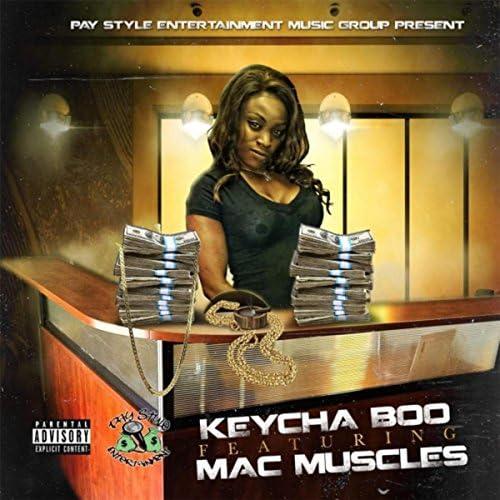 Keycha Boo feat. Mac  Muscles
