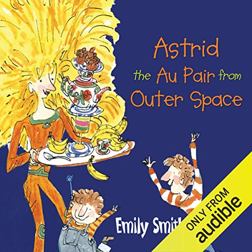 Couverture de Astrid the Au Pair from Outer Space