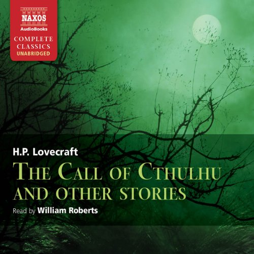 Page de couverture de Call of Cthulhu and Other Stories