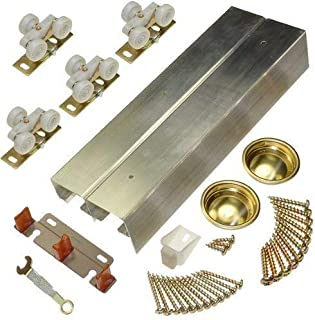 Johnson Hardware 138F Sliding Bypass Door Hardware (60