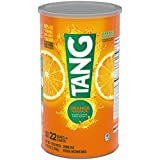 Tang Orange Powdered Drink Mix (72 oz Canister)