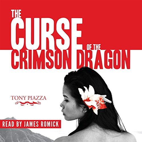 The Curse of the Crimson Dragon audiobook cover art