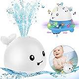 Baby Badespielzeug, Automatische Induktions Sprinkler Wal,Sprinkler Badespielzeug ,Kinder...