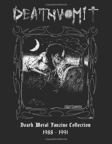 Deathvomit: Death Metal Fanzine Collection 1988 - 1991