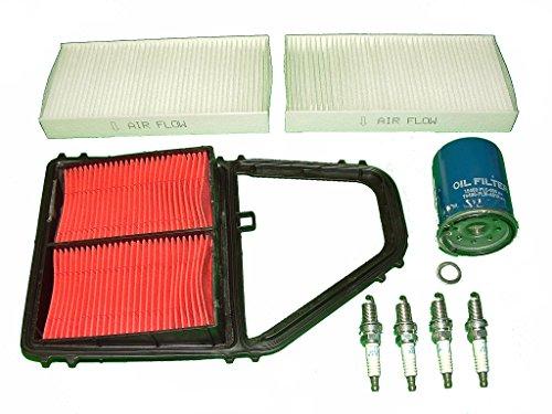 Engine Tune Up Parts Kit Honda Civic 1.7L 2001 to 2005