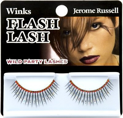 Jerome Russell Winks Flash Lash Wild Party Lashes Flash Lash Exotic by Jerome Russell