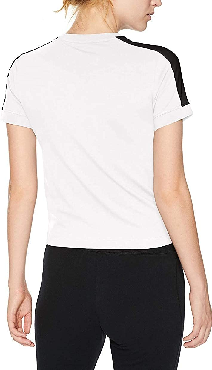 PUMA Women's Classics Fashionable Manufacturer regenerated product T-Shirt T7 Tight
