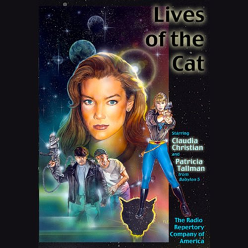 Anne Manx in Lives of the Cat cover art