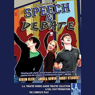 Speech and Debate cover art