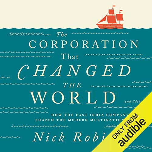 The Corporation That Changed the World  By  cover art
