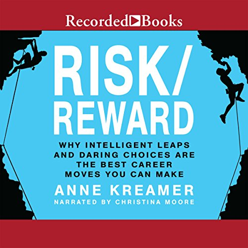 Risk/Reward audiobook cover art