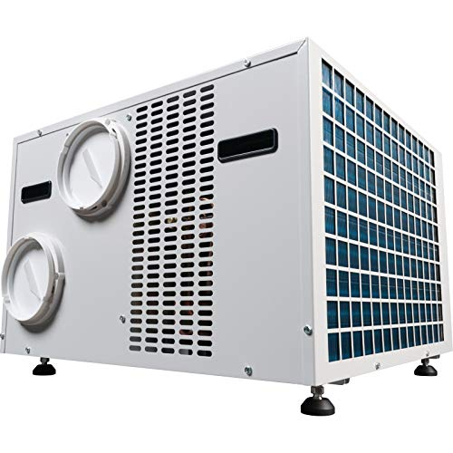 Climate Right 10,000 BTU 3-in-1 Portable Air Conditioner Heater