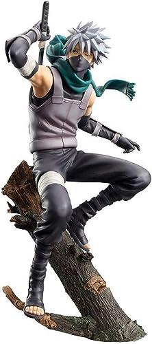 el precio más bajo Siyushop Naruto Shippuden PVC Estatua Kakashi Hatake Ver.Lado Oscuro Oscuro Oscuro Estatuas Megahouse 24 Cm  almacén al por mayor