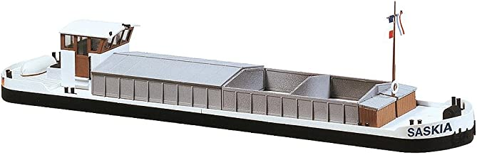Faller 131005  - Barca con Motor [Importado de Alemania]