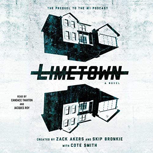 Limetown audiobook cover art
