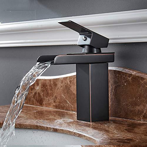 Duschsystem Luxus-Duschpaneel Spa-Duschturm Massagedüsen Wasserfall-Regendusche Edelstahl-Duschsystem Handbrause + Wanneneinlauf + Massagesystem