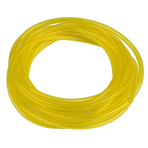 Hipa Fuel Line Hose 10-Feet (3 Meter) I.D 3/32' x O.D 3/16' Tubing for Common 2 Cycle Engine Chainsaw String Trimmer Blower