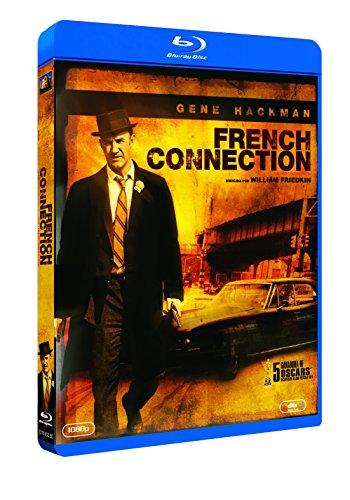 French Connection (1971) Blu-Ray [Blu-ra...