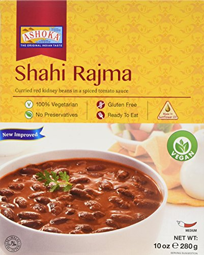 ASHOKA Shahi Rajma Fertiggericht, 6er Pack (6 x 280 g)