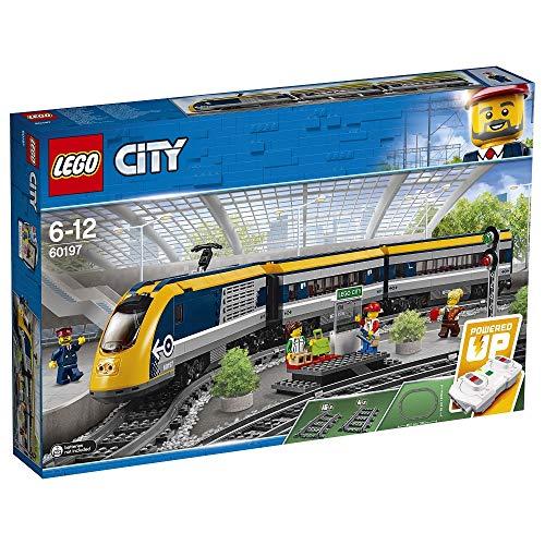 LEGO(レゴ)CiTY『シティハイスピード・トレイン60197』