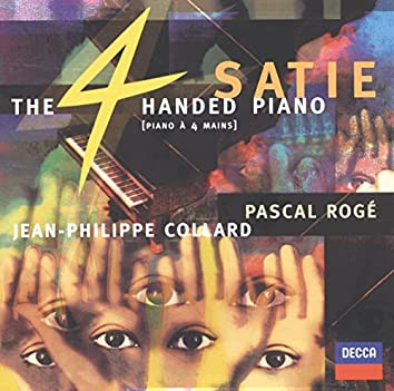Satie: The Four-Handed Piano