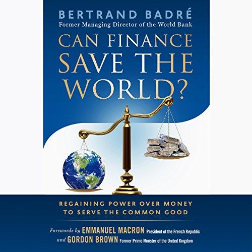 Couverture de Can Finance Save the World?