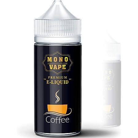MONOVAPE 電子タバコ リキッド コーヒー 大容量 120ml モノベイプ