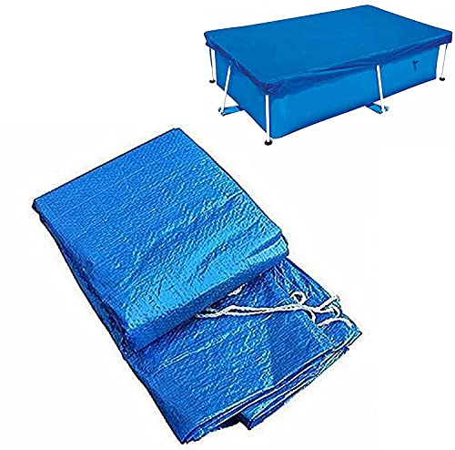 mzoLife Rectangular Pool Cover, Frame Swimming Pool Cover, Above Ground...