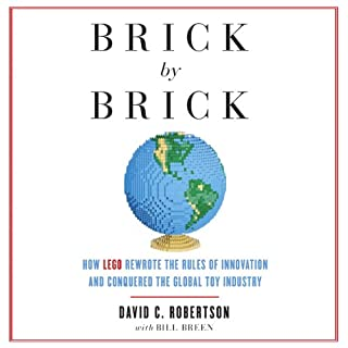 Brick by Brick audiobook cover art