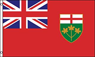 Ontario 3x5 ft Poly Flag