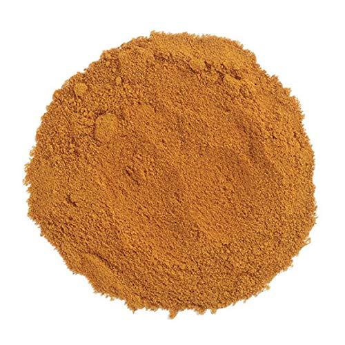 Frontier Co-op Turmeric Root Powder, Certified Organic, Fair Trade Certified, Kosher | 1 lb. Bulk Bag | Curcuma longa L.