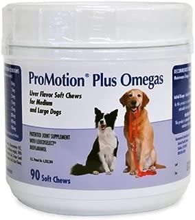 Plus Omegas Soft Chews Medium Large Dogs (90 ct)