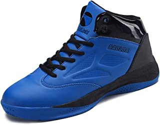 COSDN Womens Mens Fashion Shock Absorption Lightweight Basketball Shoes Athletic Sports Running Tennis Youth Casual Sneakers