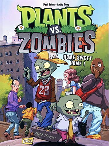Plants vs Zombies - tome 4 Home sweet home ! (4)