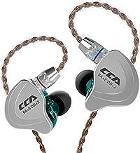 CCA C10 High-Performance in-Ear Monitor,HiFi 1DD 4BA Hybrid Five Drivers in-Ear..