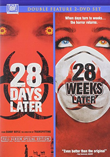 28 Days Later / 28 Weeks Later (Double Feature)