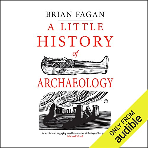 A Little History of Archaeology cover art