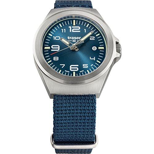 Reloj TRASER H3 P59 Essential S Blue | Correa NATO 108210