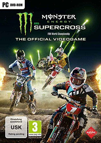 Game pc Milestone Monster Energie Supercross