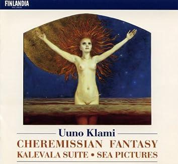 Klami : Cheremissian Fantasy, Sea Pictures, Kalevala Suite