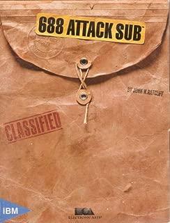 688 Sub Attack - Commodore Amiga