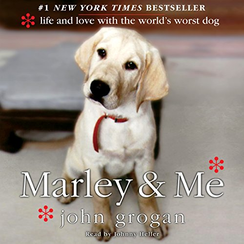 Marley & Me     Life and Love with the World's Worst Dog              De :                                                                                                                                 John Grogan                               Lu par :                                                                                                                                 Johnny Heller                      Durée : 9 h et 42 min     2 notations     Global 5,0