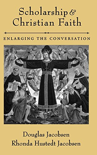 Price comparison product image Scholarship and Christian Faith: Enlarging the Conversation