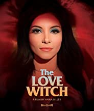the love witch 2016 dvd