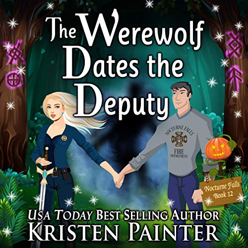 『The Werewolf Dates the Deputy』のカバーアート