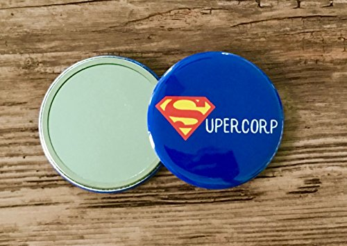 Supercorp Pocket Mirror