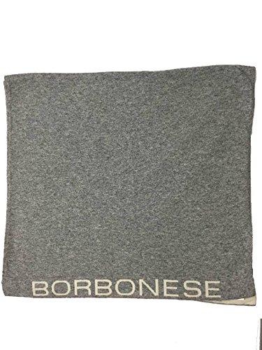 Borbonese Sciarpa MAXI lana viscosa e cashmere