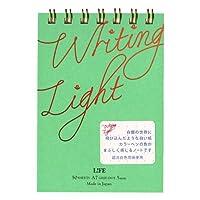 A7 Writing Light/ライティングライトノート【ドット】 N242
